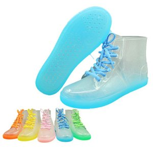 レインシューズ?レディース レインブーツ ショートブーツ スニーカー 雨靴 防水靴 雨具 おしゃれ 梅雨 雨対策 サイドゴア 可愛いYXK1-TB13 cosplayshop