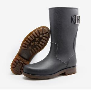 レインシューズ?メンズ 男性用 レインブーツ 長靴 ロングブーツ 雨靴 防水靴 雨具 おしゃれ 梅雨 雨対策  サイドゴア 軽量 人気 雨の日グッズYXK1-TB33|cosplayshop