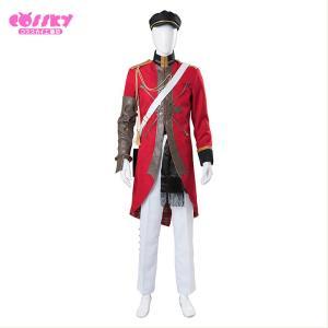 千銃士 コスプレ アメリカ独立戦争 貴銃士 ブラウン・ベス コスプレ 衣装|cossky