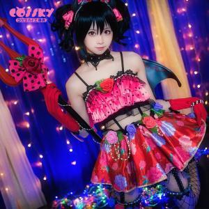 ◆タイトル◆  LoveLive!ラブライブ! UR 矢澤にこ [小悪魔編] 覚醒後 コスプレ 衣装...