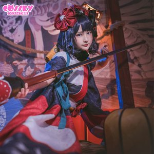 Fate/Grand Order コスプレ 葛飾北斎 霊基再臨第一段階 コスプレ 衣装 FGO コスプレ