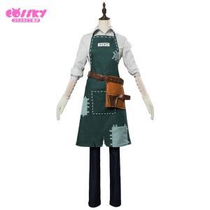 IdentityV 第五人格 コスプレ 庭師 エマ・ウッズ コスプレ 衣装|cossky