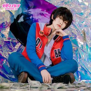 ヒプノシスマイク-Division Rap Battle- コスプレ Buster Bros!!! 山田一郎 コスプレ 衣装 DRB コスプレ|cossky
