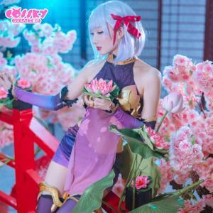 ◆タイトル◆ Fate/Grand Order コスプレ カーマ 霊基再臨第一段階 コスプレ 衣装 ...