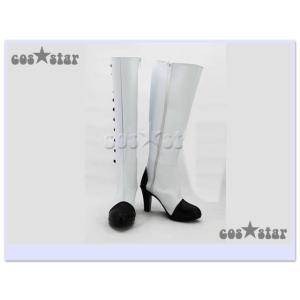 RWBY ルビー風 Neopolitan コスプレ コスプレ衣装 コスチューム 靴  ブーツ