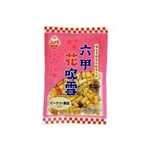 (同梱不可)植垣米菓 六甲花吹雪 98g×12|costsaver
