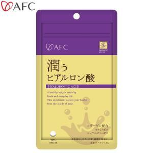 AFC(エーエフシー) ハートフルシリーズ 潤うヒアルロン酸 30日分(120粒)×6袋 Y0120|costsaver