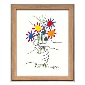 ユーパワー パブロ ピカソ「花束を持つ手」 PP-15002 costsaver