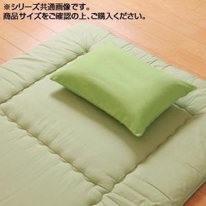 枕カバー ヒバエッセンス使用 『ひばピロケース』 グリーン 約35×50cm 2903819 costsaver