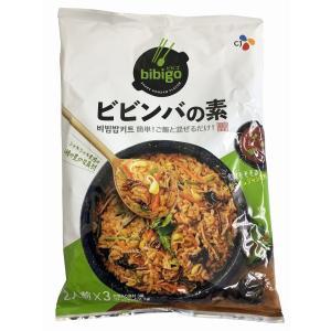 コンセプト:ご飯があれば簡単に韓国本場のビビンバがお楽しみいただけます。 特徴:野菜入り具材と、辛さ...