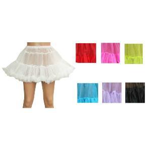 ボリュームたっぷりパニエ。 長すぎず、短すぎずちょうどいい着丈です。 スカートやコスチュームのインナ...