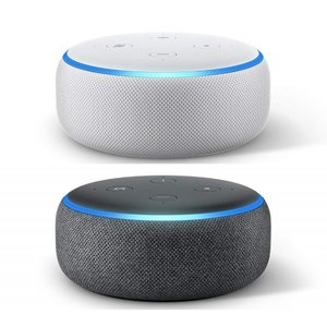 Echo Dot 第3世代 - スマートスピーカー with Alex (チャコール サンドストーン...
