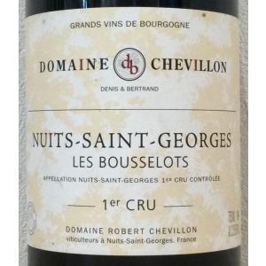 【原 語】:2016 Nuits-Saint-Georges 1er Cru Les Boussel...