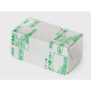 《冷凍冷蔵》北海道よつ葉バター 食塩不使用 450g