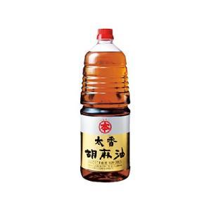 竹本油脂 マルホン太香胡麻油 1650g