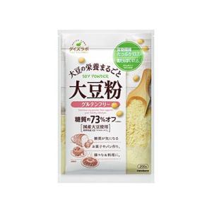 ダイズラボ 大豆粉 200g