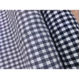 麻リネン100% W巾 ギンガムチェック生地 cottonhouse-39