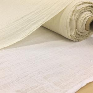 布 生地 コットンクレープ 無地 布地 手芸 インド綿 ファブリック コットン
