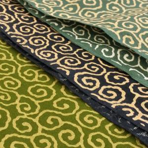 生地 和柄 布 唐草模様 手芸 おしゃれ 布地 和風 和調 シーチング・プリント 綿 伝統柄|cottonhouse-cecile