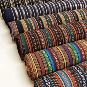 生地 布 メキシカンドビー 布地 ネイティブ柄 おしゃれ アジアン インド綿 ラグ 手芸 マット マルチカバー