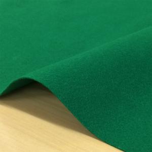 生地 無地 布(緑) ポリエステル・カラーフェルト/毛氈(もうせん)として/写真撮影/イベント 装飾 敷物\10倍セール/