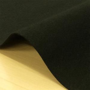 無地 生地 布(黒)ポリエステル カラーフェルト 毛氈代わりに/布地/写真撮影 お茶席/ディスプレイ 敷物\10倍セール/
