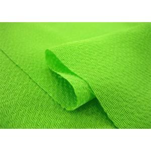 ちりめん 生地 布 無地(黄緑色)レーヨン ちりめん細工 メール便可|cottonhouse-cecile