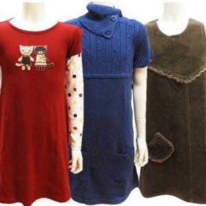 売り尽くし セール 子供服 キッズ ワンピース ジャンバースカート 女の子用  120cm 130cm 140cm|couchetot-for-child