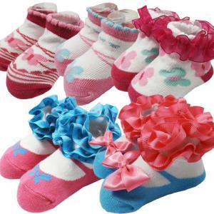ベビーソックス 赤ちゃん用靴下 ブーティ 新生児用靴下 LittleMe RisingStar 9cm 10cm|couchetot-for-child