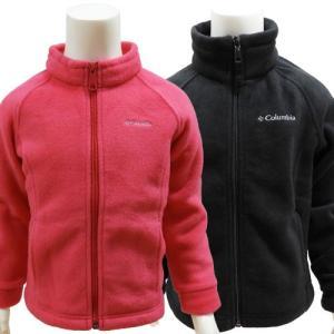 Columbia コロンビア 子供服 キッズ ジャケット フリース ジップアップ 軽量 防寒 アウター 100cm 110cm 120cm|couchetot-for-child