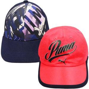 PUMA プーマ 子供用帽子 キッズキャップ 女の子用帽子 紫外線対策 アウトドア 52〜54cm|couchetot-for-child