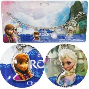 ディズニー プリンセス アナと雪の女王 フローズン チャーム ブレスレット|couchetot-for-child