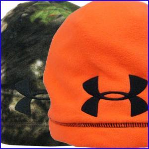 UNDER ARMOUR アンダーアーマー ジュニア メンズ 防寒 フリース帽 56〜58cm|couchetot-for-child