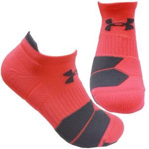 UNDER ARMOUR アンダーアーマー レディース ソックス ランニングソックス スポーツソックス 靴下 スニーカーソックス 1足セット 23〜25cm|couchetot-for-child