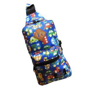 KidsForet キッズフォーレ 斜めかけバッグ ボディバッグ ワンショルダーバッグ|couchetot-for-child