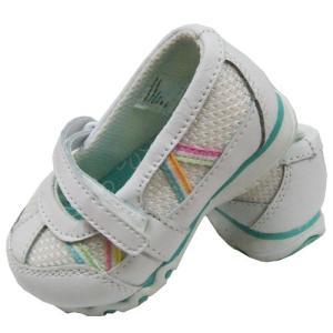 【訳あり】CIRCO チルコ ストラップシューズ ホワイト 11cm 出産祝い|couchetot-for-child