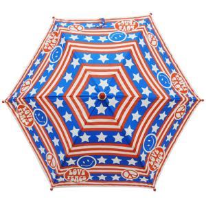 【訳有り】子供用傘 雨傘 キッズアンブレラ ジャンプ式 KeyStone キーストーン 45cm 身長100〜110cm|couchetot-for-child