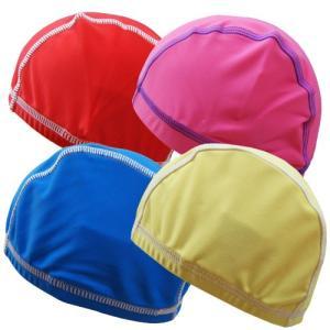 キッズ用 ベビー用 水泳帽 スイミングキャップ 無地 子供用 UVカット KidsForet キッズフォーレ 48cm 50cm 52cm 54cm|couchetot-for-child