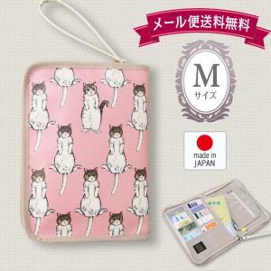 coucoubebeのファスナー式母子手帳ケースができました!  安心、安全な『日本製』の品質  猫...