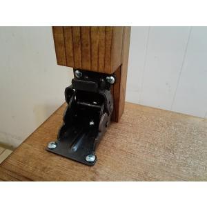 4本セット。 DIYでのテーブル、机作りの素材としてお使いください。  <<< サイズ >>>  D...
