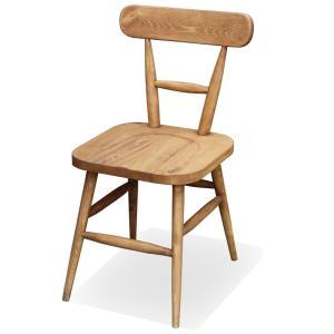カントリー家具 ナチュラルカントリー  Pine Furniture パインファニチャー cotoスリムチェア co-02 パイン材無垢 椅子 イス|country-la-terre