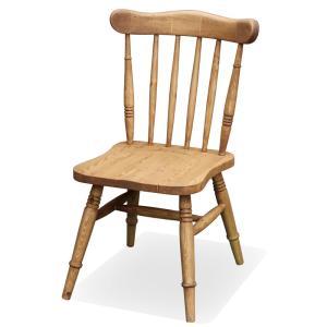 カントリー家具 ナチュラルカントリー Pine Furniture パインファニチャー cotoキッチンチェア co-03 パイン材無垢 イス 椅子|country-la-terre