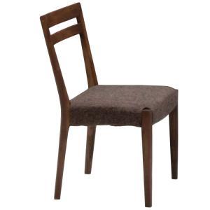 ナチュラル家具 オイル仕上げ ダイニングチェア elmo series エルモ 47ダイニングチェア WN 自然塗料使用 椅子|country-la-terre