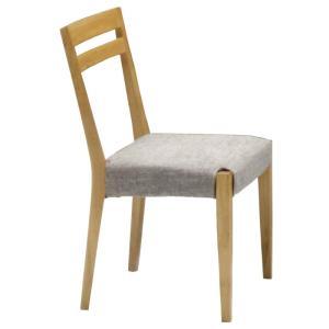 ナチュラル家具 オイル仕上げ ダイニングチェア elmo series エルモ 47ダイニングチェア NA 自然塗料使用 椅子|country-la-terre