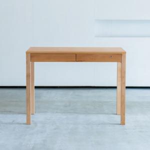 【自然塗料の学習デスク/学習机】 杉工場 レグシー デスク100