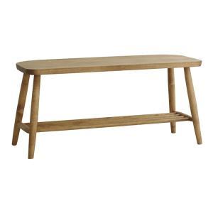 アンジー ニル ダイニングベンチ/and g Nile dining bench カントリー家具 バーチ材|country-la-terre