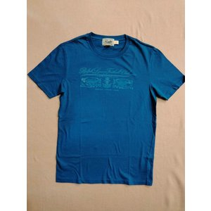 RUGBY(ラグビー)・Ralph Lauren(ラルフローレン)・プリントTシャツ・S・ブルー|countrypie