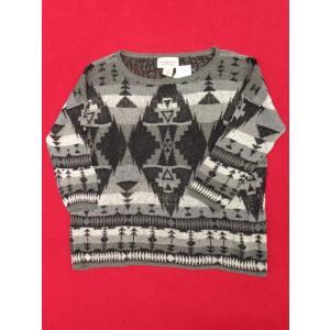 Denim&Supply デニム&サプライ Ralph Lauren ラルフローレン ウィメンズ ネイティブ ニット セーター インディアン 並行輸入|countrypie