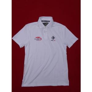 RLX アールエルエックス Ralph Lauren ラルフローレン 2015 USオープンテニス ポロシャツ ホワイト 並行輸入 countrypie