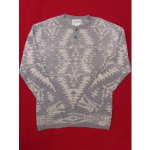 デニム&サプライ Denim&Supply ラルフローレン Ralph Lauren ネイティブ ニット セーター S インディアン ヘンリーネック|countrypie